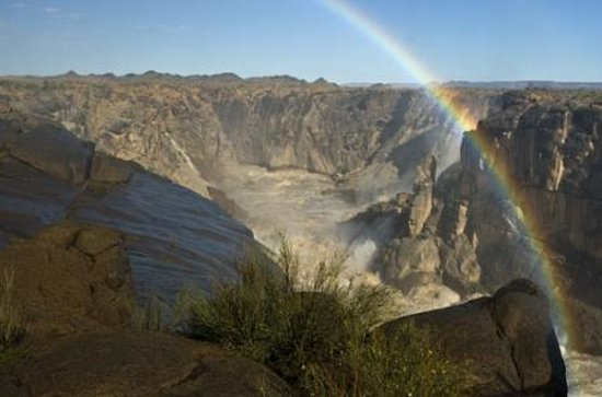 Augrabies Falls National Park, Sudáfrica: Provided by: SANParks