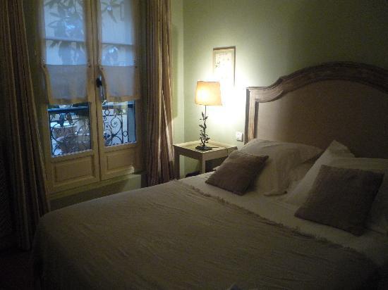 โรงแรมลา เมซอง เซงต์แชร์กแมง: Bedroom