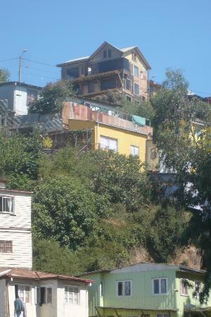 Casona Chilekatessen : die schöne Aussichtslage