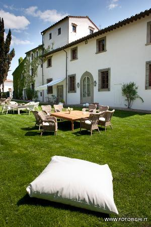 Vinci, Italy: giardino
