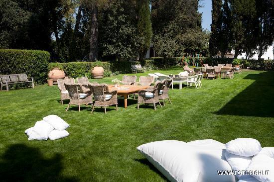 Vinci, Italië: giardino