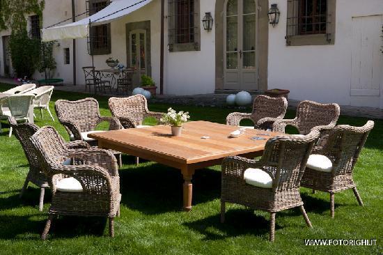 Villa Dianella: giardino