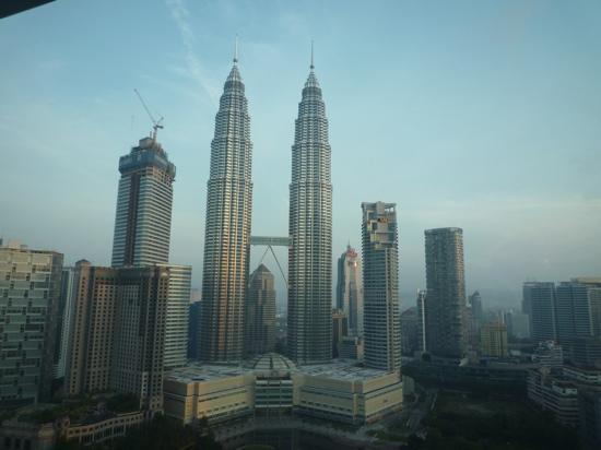 Traders Hotel, Kuala Lumpur: view from skybar