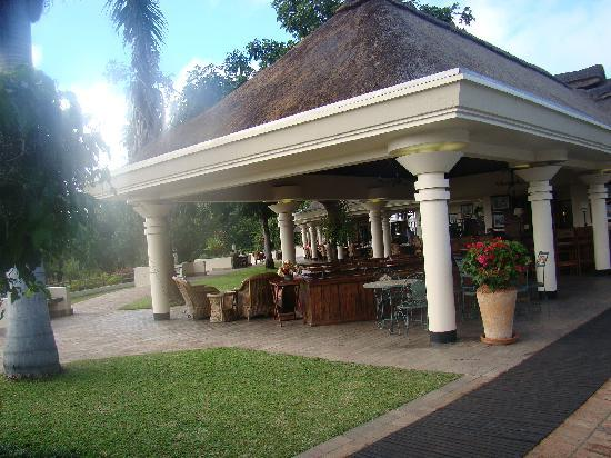 Ilala Lodge: Impressive grounds