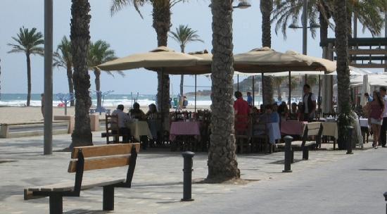 Restaurante el mayoral alicante playa de san juan - Restaurante el cielo alicante ...
