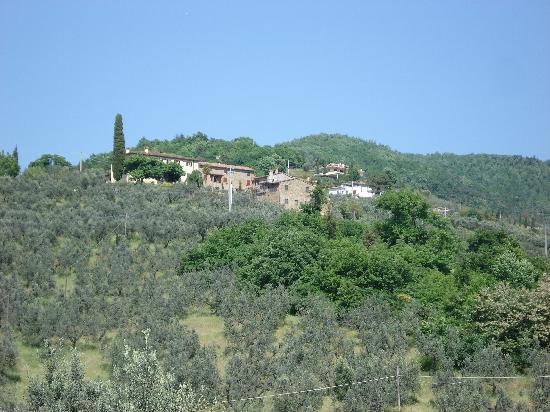 Vinci, Włochy: Agriturismo La Gioconda