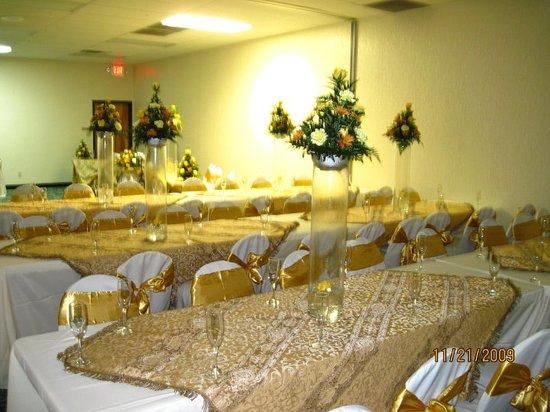 Heritage Park Inn: Banquet Room