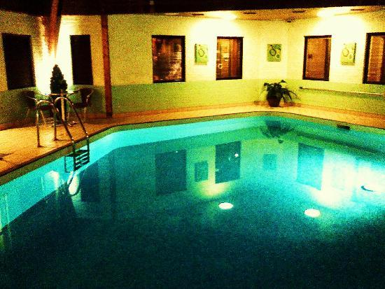 Chichester Park Hotel: Pool at hotel!