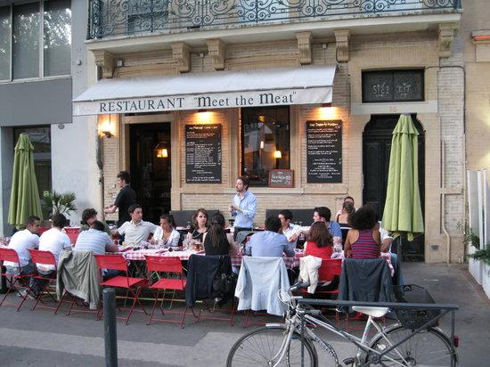 restaurant meet meat toulouse