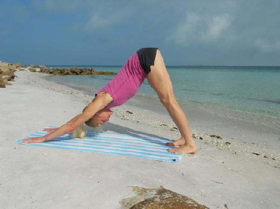 Yoga on the Beach!: release and relax...
