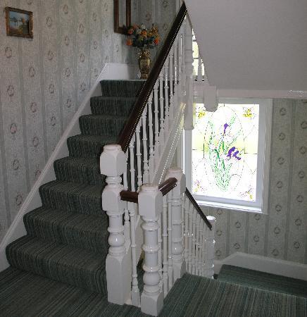 The Graystoke: Main Hallway