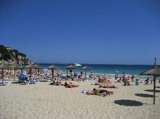 Blue Bay Hotel Beach Cala Mayor
