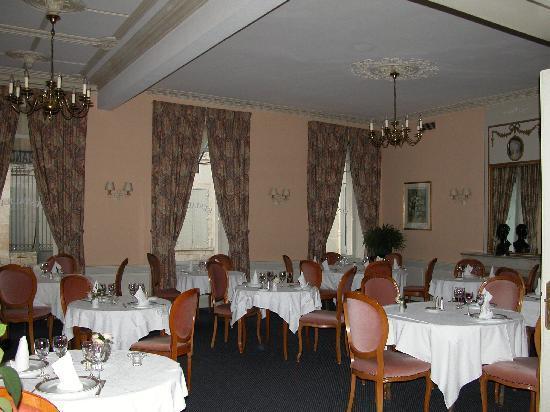 Hotel Trianon et de la Plage : Le restaurant de l'Hotel
