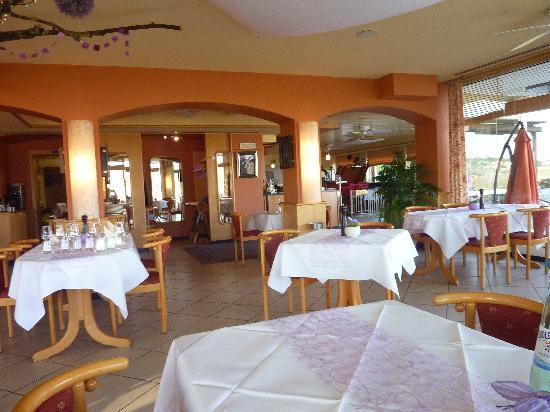 Wincheringen, Deutschland: Restaurant