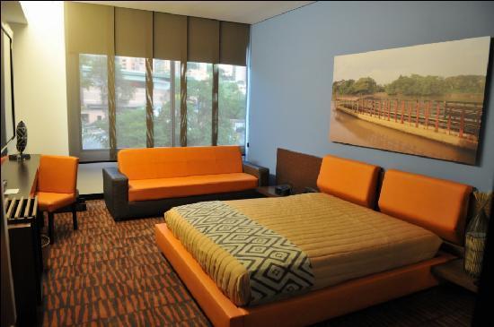 Diez Hotel Categoria Colombia: Habitaciones