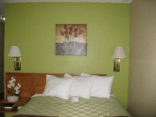 Hometown Inn & Suites: Queen Accessible Room