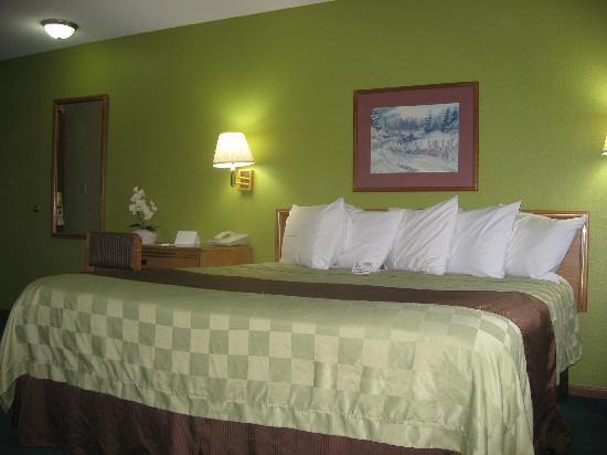 Hometown Inn & Suites: King Leisure with Sofa Sleeper Room
