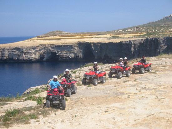 Qala, Malta: Quad Tour