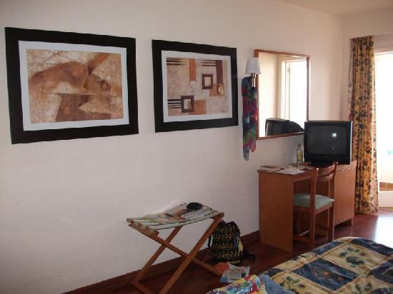 Blue Bay Hotel: unser Zimmer