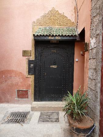Riad des Etoiles : L'entrée