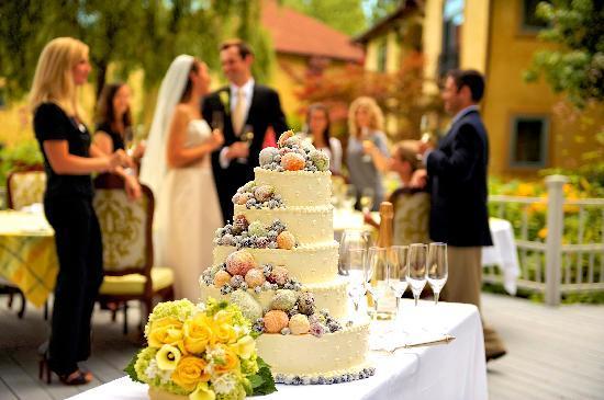 Mirbeau Inn & Spa Skaneateles: Dream Weddings at Mirbeau Inn & Spa