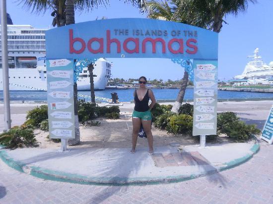 Nassau, New Providence Island: Bahamas May 2011