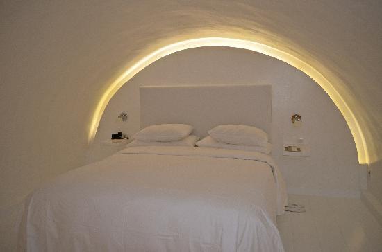 Katikies Hotel: our room, katikies suite