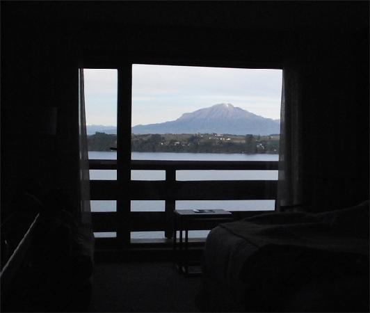 Hotel Cumbres Puerto Varas: Part of the view