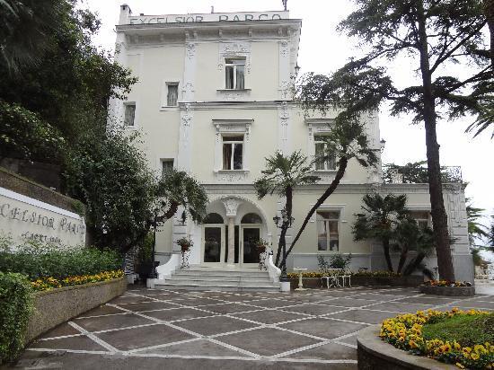 Luxury Villa Excelsior Parco : Hotel Excelsior Parco