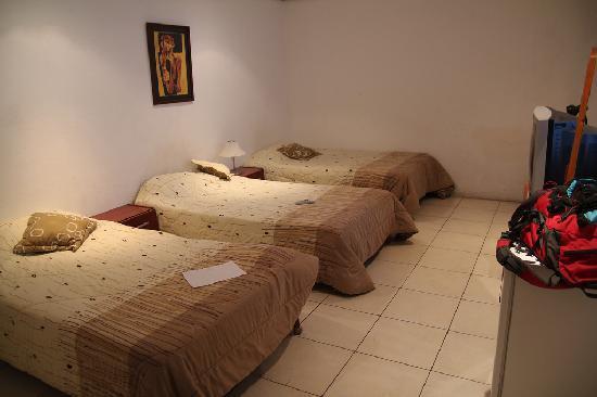 Hostel 10-28: The room