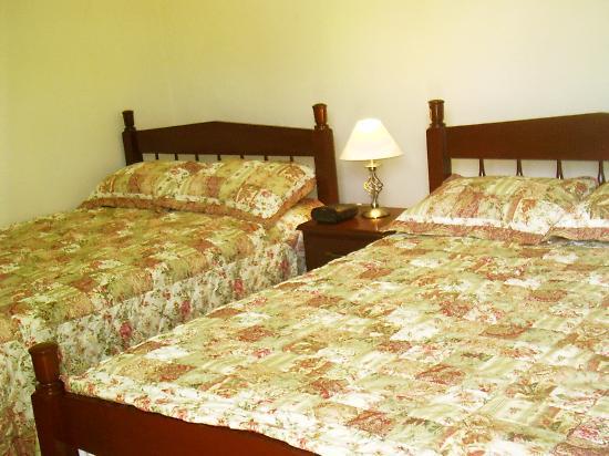 Pancho's Villa: Bedroom