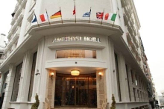 Amethyst Hotel Istanbul : amethtyst hotel