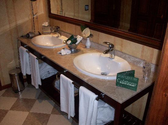 Hotel Elba Palace Golf: Wohnzimmer