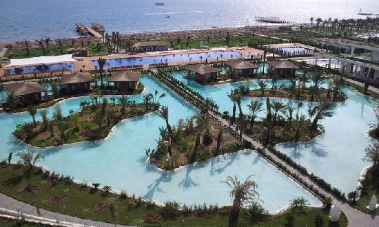 Maxx Royal Belek Golf Resort: Pool Area