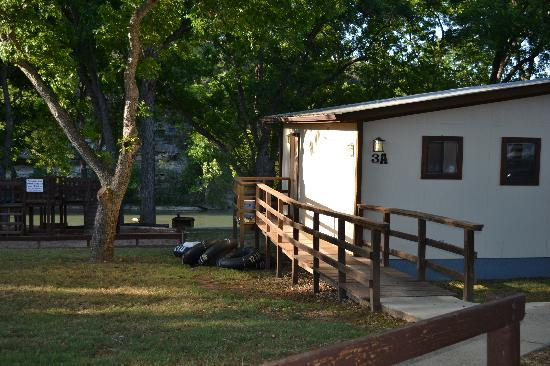 Rio Raft & Resort: Cottage 3 A
