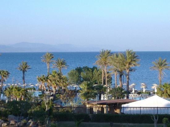 Grecotel Kos Imperial Hotel: view from terrace