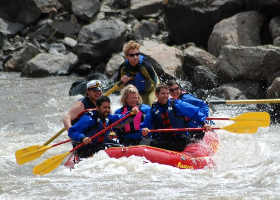 Wild West Rafting Photo
