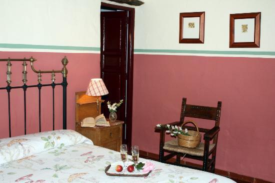 Finca de la Silladilla: habitacion