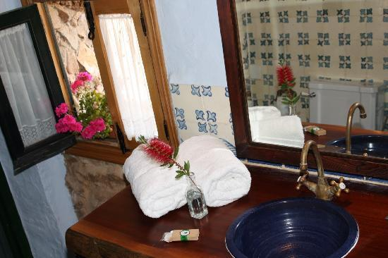Finca de la Silladilla: baño