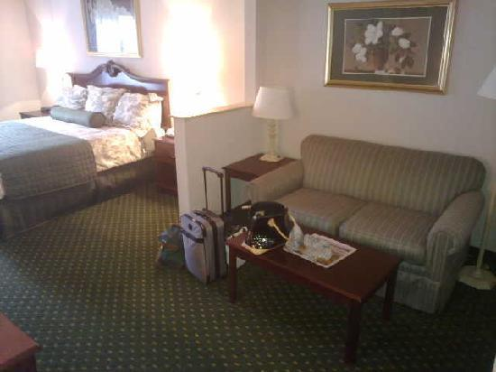 Quality Inn & Suites : room