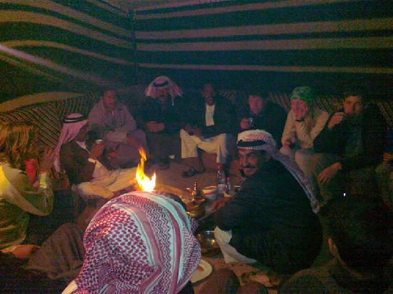 Rum Valley Camp - Day Tours: Authentic bedouin camping