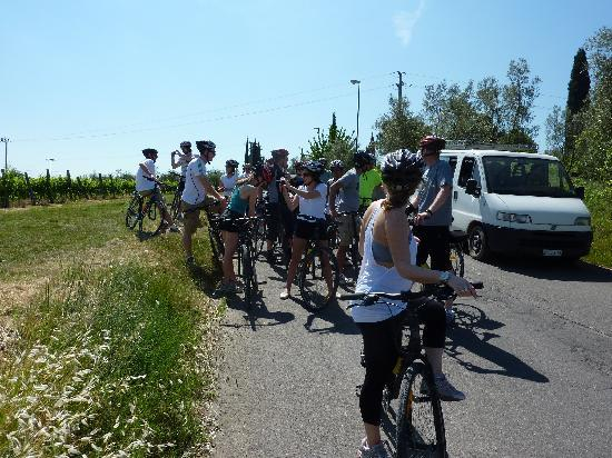 I Bike Italy: regrouping
