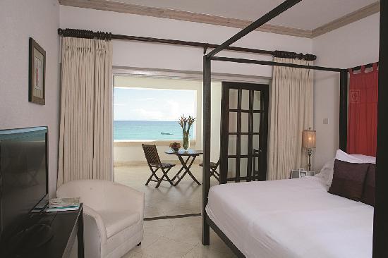 Silver Point Hotel: Ocean Front Studio