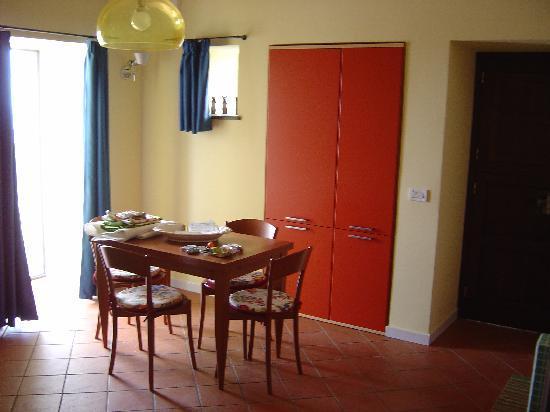 il soggiorno del dammuso Comfort - Foto di Residenza delle ...