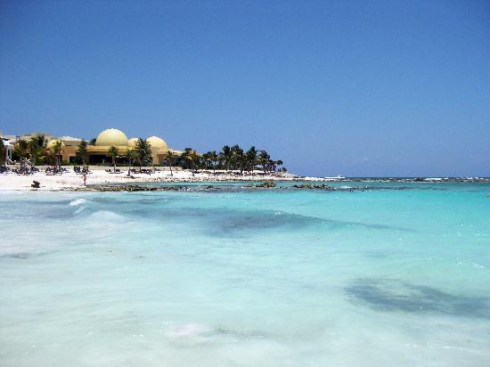 Barcelo Maya Palace Beautiful Beach