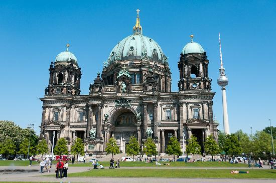 写真ベルリン大聖堂 (Berliner Dom)枚