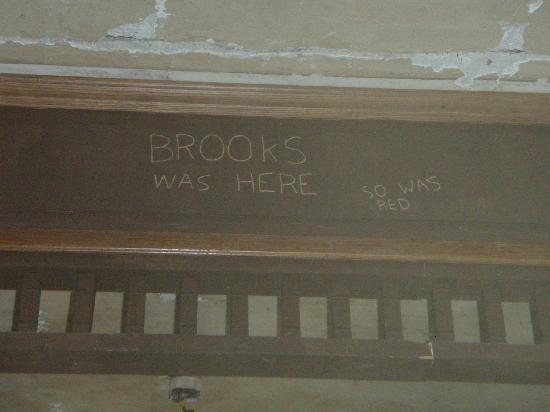 Mansfield, OH: Shawshank Redemption.
