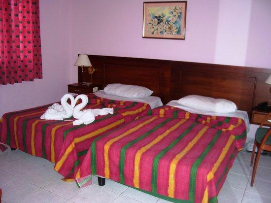 Hotel Vedado: las habitaciones impecables y los detalles personales en la decoraciòn cada dia diferentes