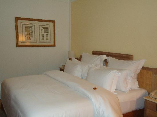 L'Hotel PortoBay Sao Paulo: Mais um angulo da nova cama do L'Hotel Porto Bay