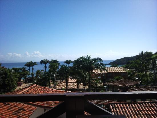 Hotel Ilha Branca Inn: vista desde el balcon
